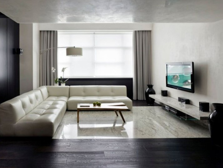 Desain Sofa Ruang Tamu Minimalis