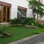 Desain Taman Minimalis Samping Rumah Sederhana