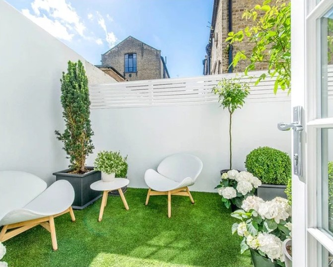 Desain Taman Rumah Sederhana Minimalis