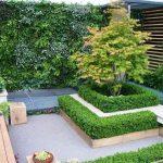 Desain Taman Sederhana Depan Rumah Minimalis