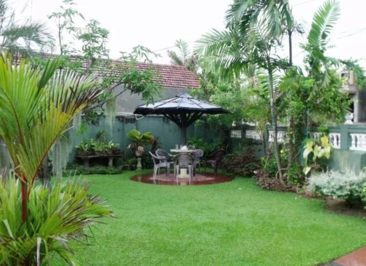 Desain Taman Untuk Rumah Sederhana
