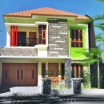 Desain Teras Rumah Minimalis 2 Lantai 6x12