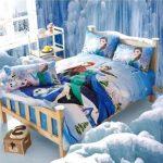 Desain kamar anak frozen