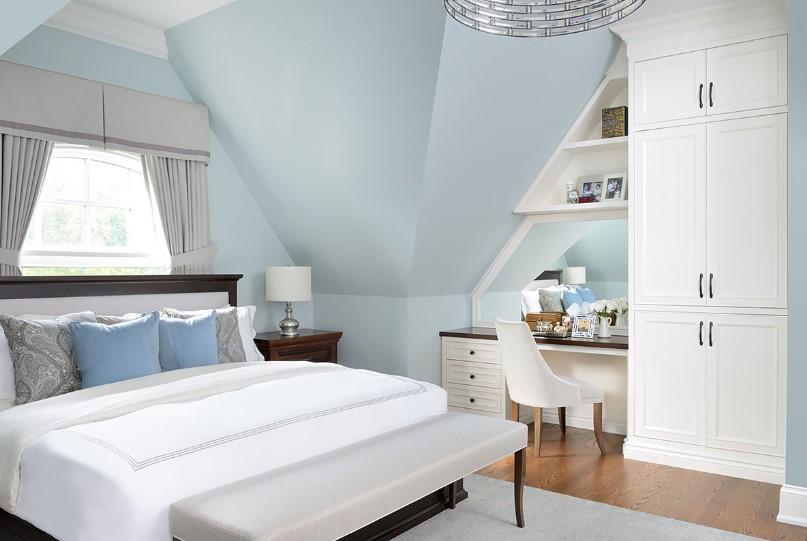 Design Interior Kamar Tidur Sempit