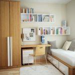 Design Interior Kamar Tidur Ukuran Kecil