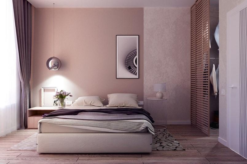 Design Kamar Tidur Minimalis 2019