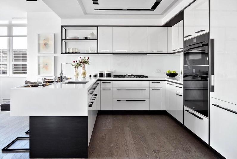 Design Kitchen Set Minimalis Terbaru 2019