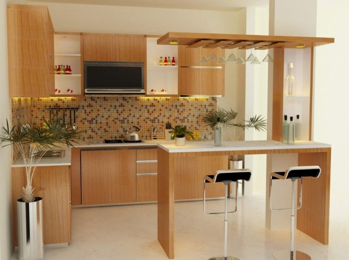 Design Kitchen Set Rumah Minimalis