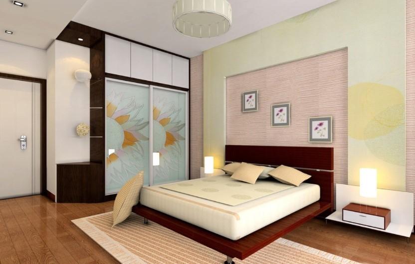 Foto Desain Interior Kamar Tidur