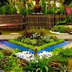 Foto Model Taman Rumah Sederhana