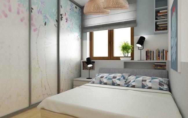 Gambar Desain Kamar Tidur Sederhana