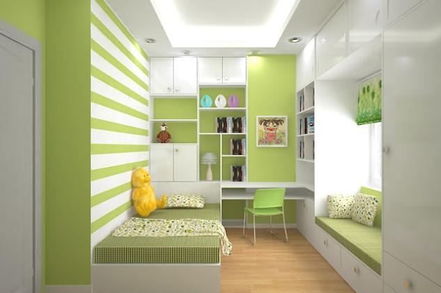 Gambar Desain Kamar Tidur Ukuran 3×3 Terbaru