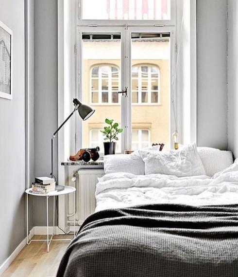 Gambar Desain Kamar Tidur Ukuran Kecil Minimalis