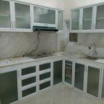 Gambar Desain Kitchen Set Aluminium