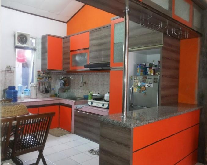 Gambar Desain Kitchen Set Mini Baru
