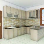 Gambar Desain Kitchen Set Minimalis Dapur Kecil
