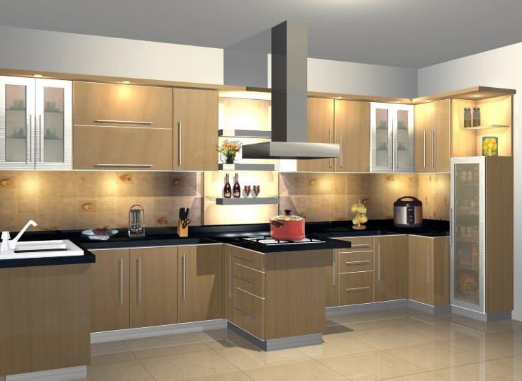 Gambar Desain Kitchen Set Minimalis