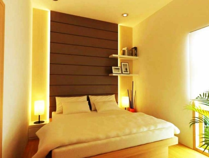 Gambar Interior Kamar Tidur 3×3