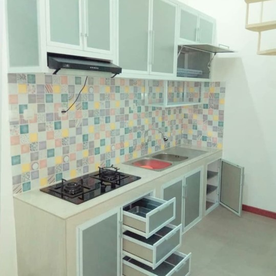 Gambar Kitchen Set Aluminium