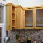 Gambar Kitchen Set Bahan Kayu