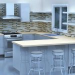 Gambar Kitchen Set Mini Bar