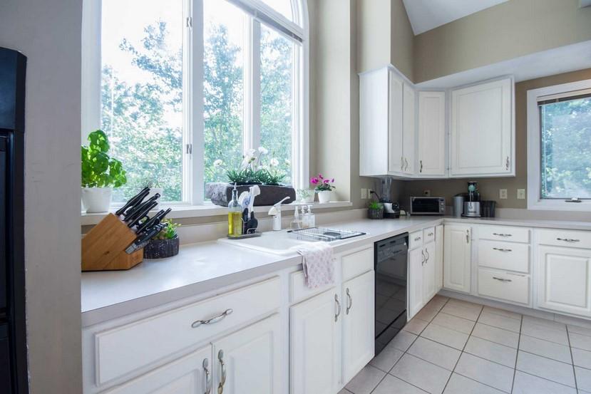 Gambar Kitchen Set Minimalis Elegan