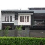 Gambar Rumah Minimalis Sederhana 2 Lantai Tampak Depan