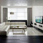 Gambar Sofa Tamu Minimalis Modern