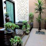 Gambar Taman Dalam Rumah Sederhana