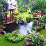 Gambar Taman Sederhana Rumah Minimalis