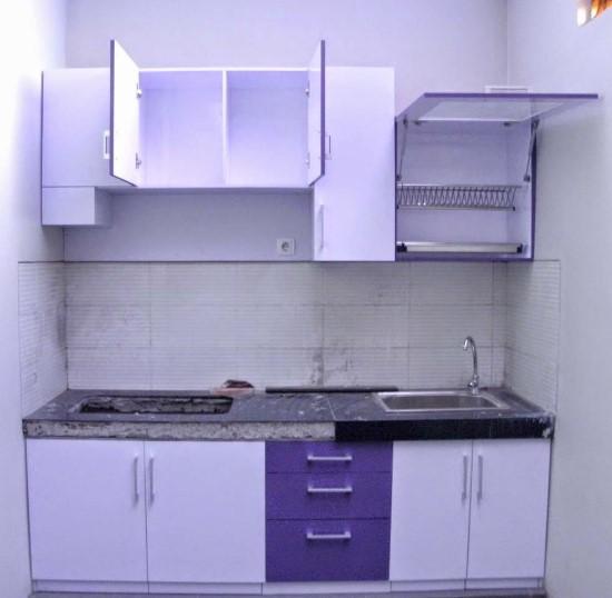 Harga Kitchen Set Aluminium Jogja
