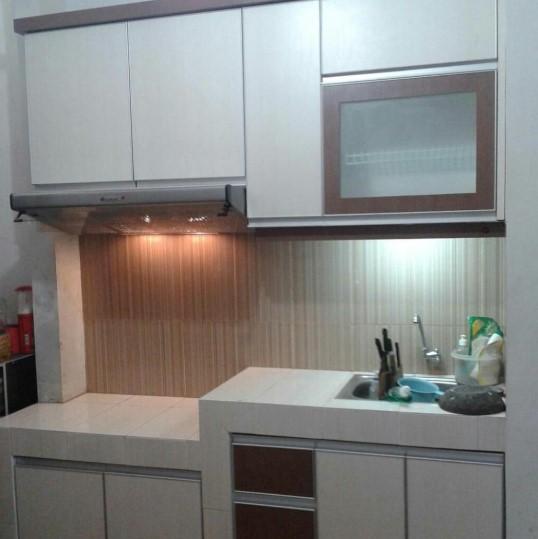 Harga Kitchen Set Aluminium Surabaya