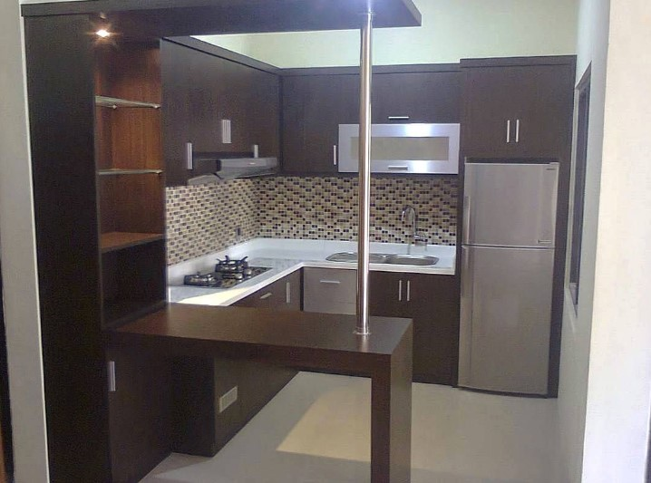 Harga Kitchen Set Dan Mini Bar Minimalis