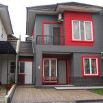 Inspirasi Desain Rumah Minimalis 2 Lantai Ukuran 6x12