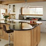 Island Shaped Kitchen Set