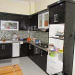 Kitchen Set Minimalis Model Rak Terbuka