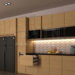 Kitchen Set Model Bukaan Ke Atas