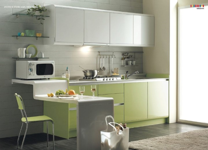 Kitchen Set Untuk Dapur Ukuran Kecil