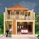 Kumpulan Rumah Minimalis 2 Lantai Sederhana