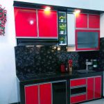 Model Kitchen Set Aluminium Terbaru
