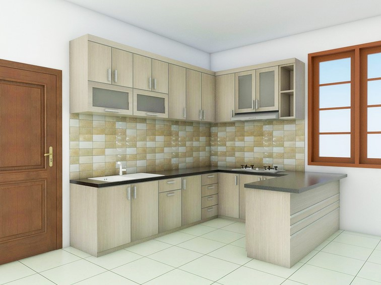 60 Model Kitchen Set Minimalis Modern Harga 2020