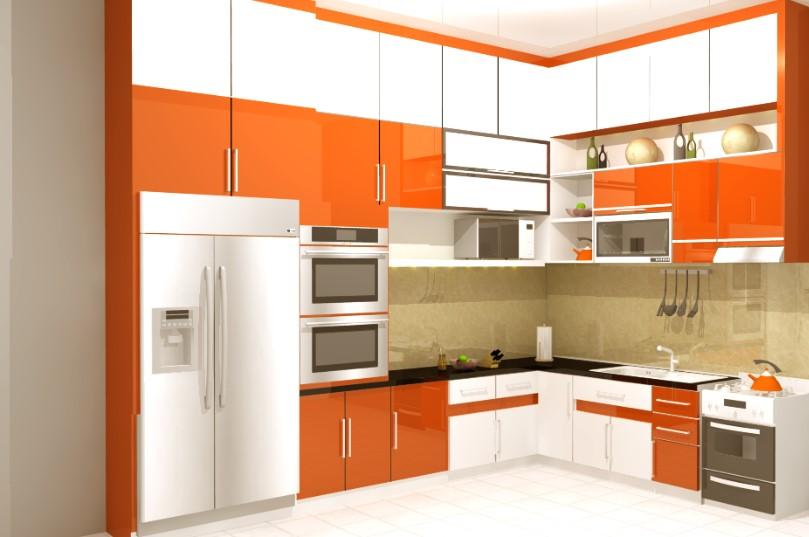 Model Kitchen Set Minimalis Desain Terbaru
