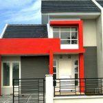 Model Rumah Minimalis 2 Lantai Sangat Sederhana