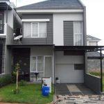 Model Rumah Minimalis 2 Lantai Tampak Depan Terbaru