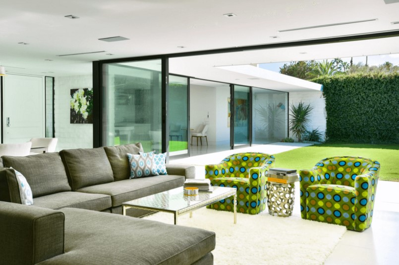Model Sofa Ruang Tamu Rumah Minimalis