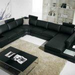 Model Sofa Sudut Ruang Tamu Minimalis