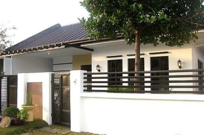 Pagar Minimalis Depan Rumah