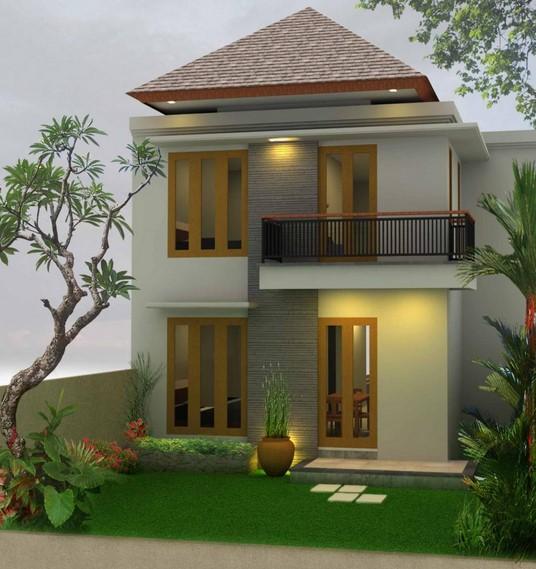 Rab Rumah Minimalis Sederhana 2 Lantai