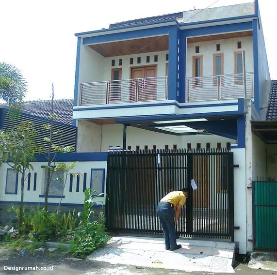 Rumah Idaman Sederhana Minimalis 2 Lantai