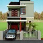 Rumah Minimalis 2 Lantai Sederhana Modern